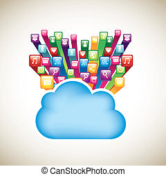 dati, nuvola