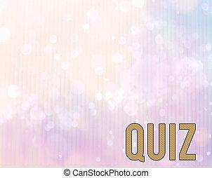 dato, informale, riassunto, conoscenza, scrittura, testo, parola, examination., quiz., concetto, prova, affari, studenti