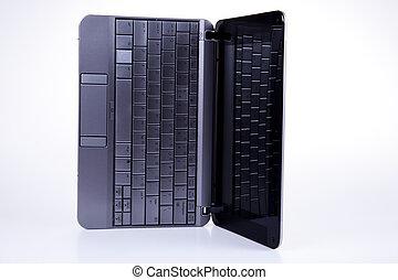 &, dator, internet