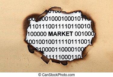 datos, Mercado