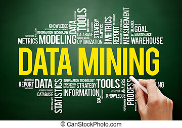 datos, minería, tecnología, estrategia