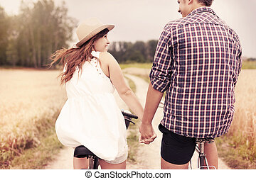 datovat, romantik