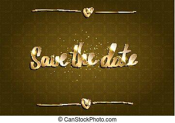 datum, ons, sparen