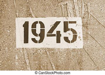 datum, van, het eind, van, oorlog van de wereld ii