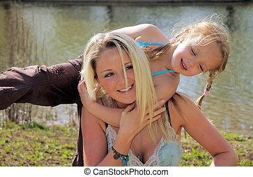 daughter5, mère