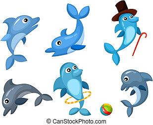 dauphin, ensemble