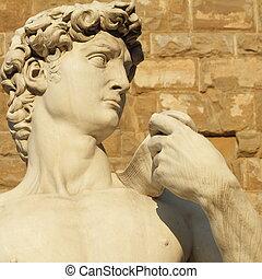 david, italia