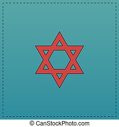 David Star computer symbol