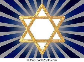 david stjärna, symbol