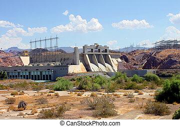 Davis Dam Laughlin Nevada