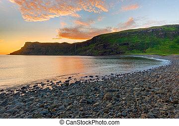 Dawn at the Talisker Bay
