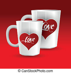 day., 幸せ, love., バレンタイン
