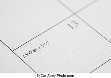 day., 母