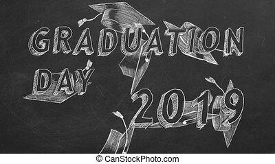 day., 2019., remise de diplomes