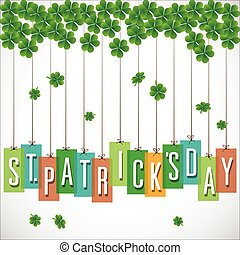 day., abstrackt, st.patrick's