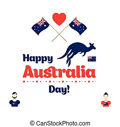day., australia, felice