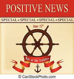 Day of Seafarer - Fact Sheet - Positive news - Day of the...