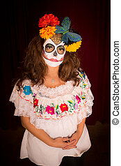 Day of The Dead Female