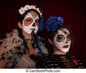 Day of The Dead Friends