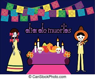 Day of the Dead in Mexico 3