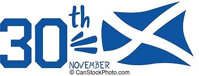 Day scotland symbol