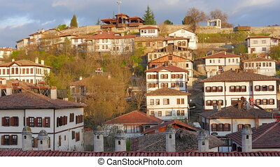 """Day Timelapse, Traditional Ottoman Anatolian Village,..."