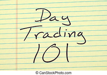 Is day trading legal