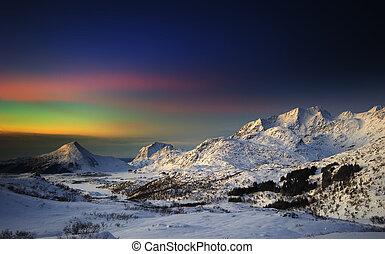 Daylight Aurora