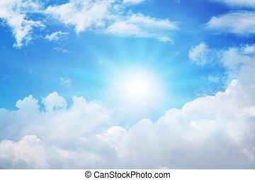 Daylight - Stock photo of sunny day