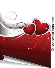 day's, ilustração, valentine