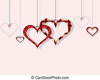 day's, st., グリーティングカード, バレンタイン