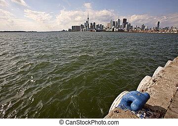 Daytime Photos of Toronto Ontario buildings downtown