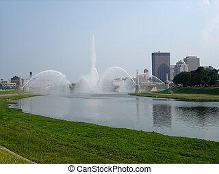 Dayton Fountains