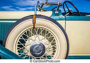 1932 Plymouth Model PB Roadster
