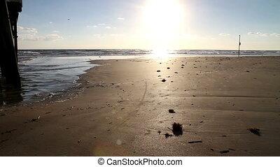 Daytona Beach Sunrise Florida