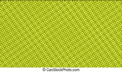 dazzling electronic dots mosaics