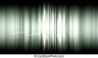dazzling noise rays light