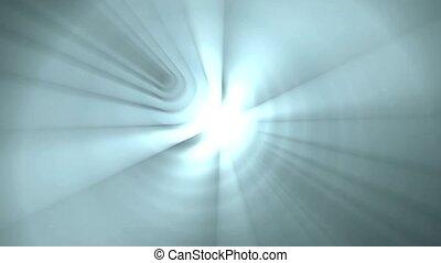 dazzling rays light  water ripple
