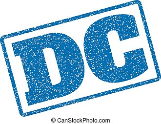 DC Rubber Stamp