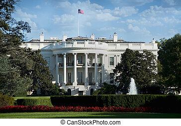 dc., whitehouse, ワシントン