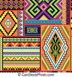 d?cor, seamless, mexicano
