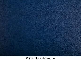 de, blauwe achtergrond, van, de, huid