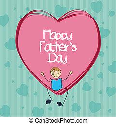 de dag van de vader