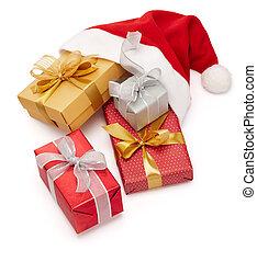 de giften van kerstmis