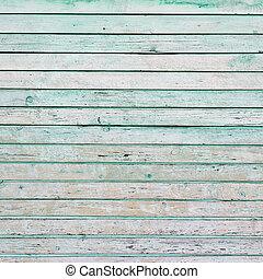 de, groene, hout samenstelling, met, natuurlijke knippatroonen, achtergrond