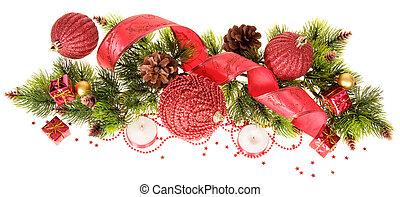 de, kerst decoraties