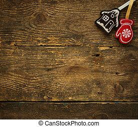 de madera, árbol, fondos, textura, navidad, diseño, decoraciones, listo, su