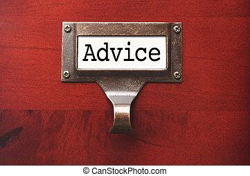 de madera, consejo, etiqueta, lustroso, archivador
