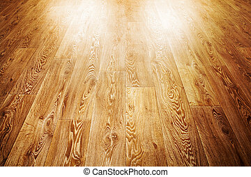 de madera, cubierta, piso
