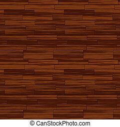 de madera, patrón, seamless, piso